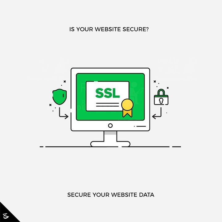 Is your website secure?  #CompuBrain #Business #Technology #Innovations #DigitalMediaAgency #SSL