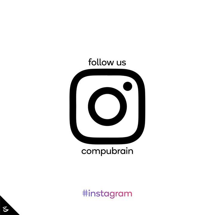 Follow us on #Instagram  #CompuBrain #Business #Technology #Innovations #DigitalMediaAgency
