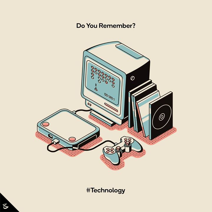 Do you remember?  #CompuBrain #Business #Technology #Innovations #DigitalMediaAgency #WebsiteDesign #WebsiteDesignAhmedabad #Game