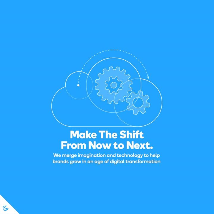 Make The Shift From Now to Next.  #Business #Technology #Innovations #CompuBrain #BrandingAgency #DigitalMediaAgency