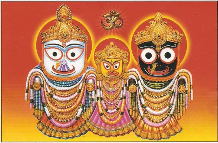 Heartiest greetings on this auspicious day of #RathYatra #JAYRANCHOD