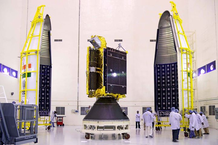 ISRO is set to launch India's latest communication satellite, GSAT-6 from Sriharikota today at 4:52 pm. One of the advanced features of GSAT-6 satellite is its S-Band Unfurlable Antenna of 6 m diameter. This is the largest satellite antenna released by the space agency.
