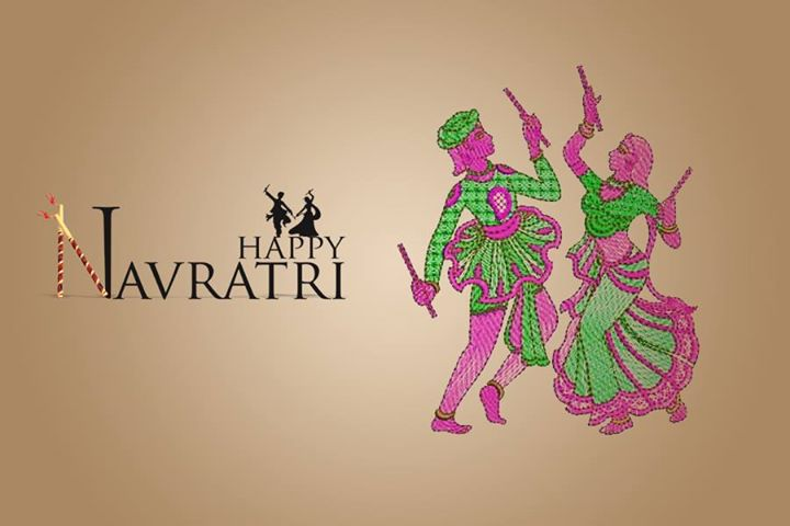 May this #Navratri bring to you the blessings of affluence and great bursts of energy