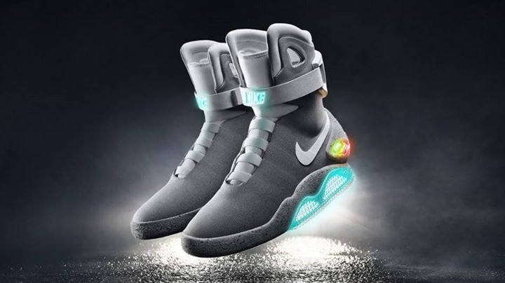 After a number of teases throughout the day, Nike has finally made it official: the Back to the Self Lacing Future shoes, called the Nike Mag sneakers, are real and they will be available to wear