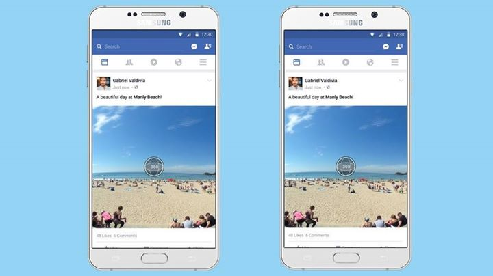 360-degree photos are coming to Facebook's News Feed,The social network announced   The new 360-degree photos will function a lot like Facebook's 360-degree videos. You can change your view of the photo by dragging you finger (or cursor, if you're on a browser) around the screen or holding your phone at a different angle.  One more exciting reason to stick around to the Social Media all Day! Isn't it?   #SocialMedia #Updates #Business #Technology #Innovation #CompuBrain