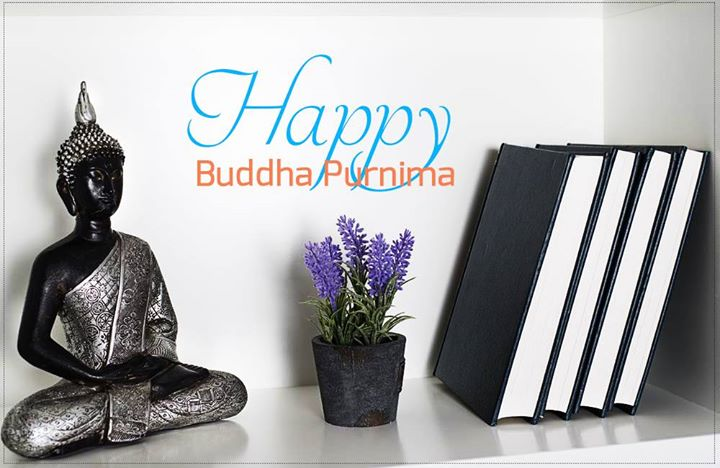 In the burst of illumination he discovered the meaning of existence and became Lord Buddha May his  teachings guide us today and always.   #HappyBuddhaPurnima!