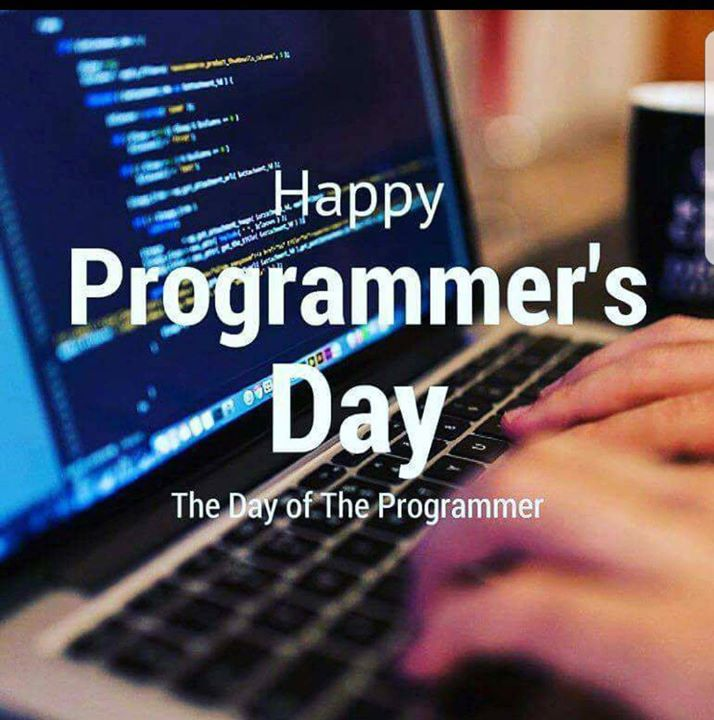 Happy Programmer's Day   #Technology #Innovations #CompuBrain