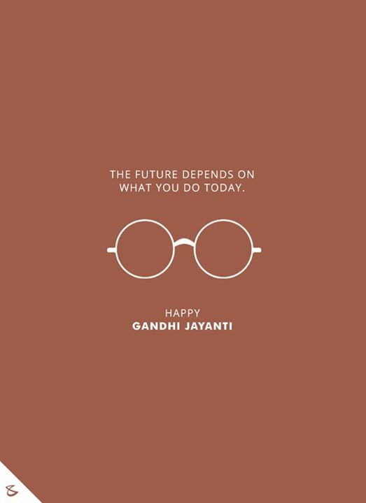 Happy Birthday Bapu!  #HappyGandhiJayanti #GandhiJayanti #Business #Technology #Innovations