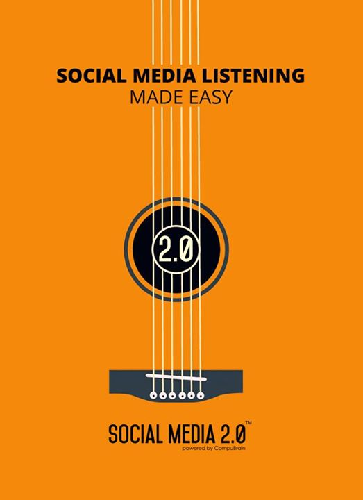 Social Media listening made E A S Y! #Consolidation #SocialMedia #SocialMedia2p0 #DigitalConsolidation #CompuBrain #sm2p0 #contentstrategy #SocialMediaStrategy #DigitalStrategy