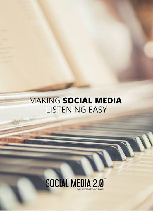 #SocialMediaListening #SocialMedia #SocialMedia2p0 #DigitalConsolidation #CompuBrain #sm2p0 #contentstrategy #SocialMediaStrategy #DigitalStrategy