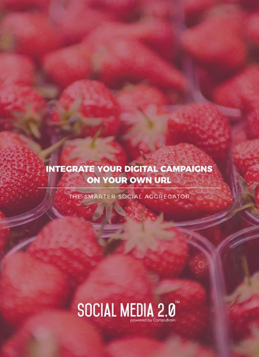 Integrate your Digital Campaigns on your own url  #SearchEngineOptimization #SocialMedia2p0 #sm2p0 #contentstrategy #SocialMediaStrategy #DigitalStrategy #DigitalCampaigns