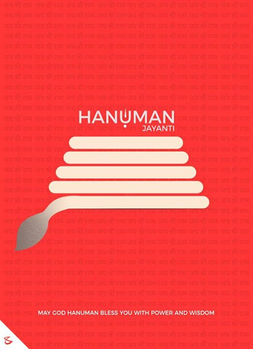 Warm wishes on Hanuman Jayanti!  #HappyHanumanJayanti #FestiveWishes #HanumanJayanti #CompuBrain #Business #Technology #Innovations