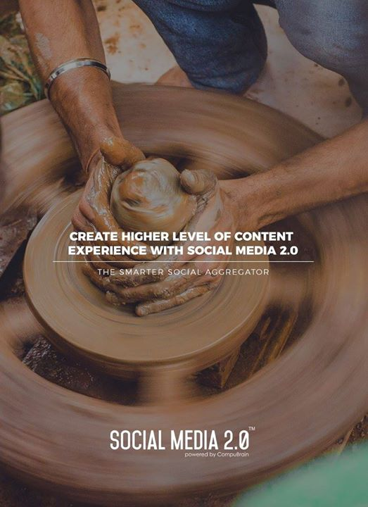 Create Higher Level of Content Experience with Social Media 2.0  #SearchEngineOptimization #SocialMedia2p0 #sm2p0 #contentstrategy #SocialMediaStrategy #DigitalStrategy #DigitalCampaigns