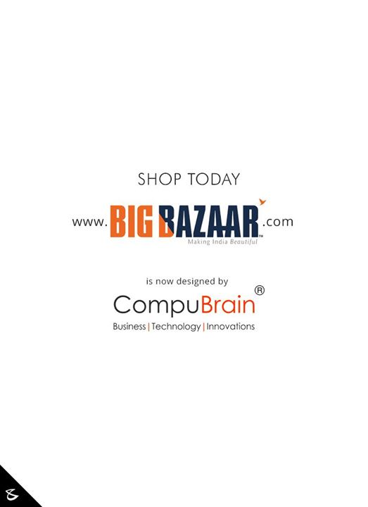 :: Kudos to Team CompuBrain ::  https://www.bigbazaar.com/  #TeamCompuBrain #CompuBrain #BigBazaar