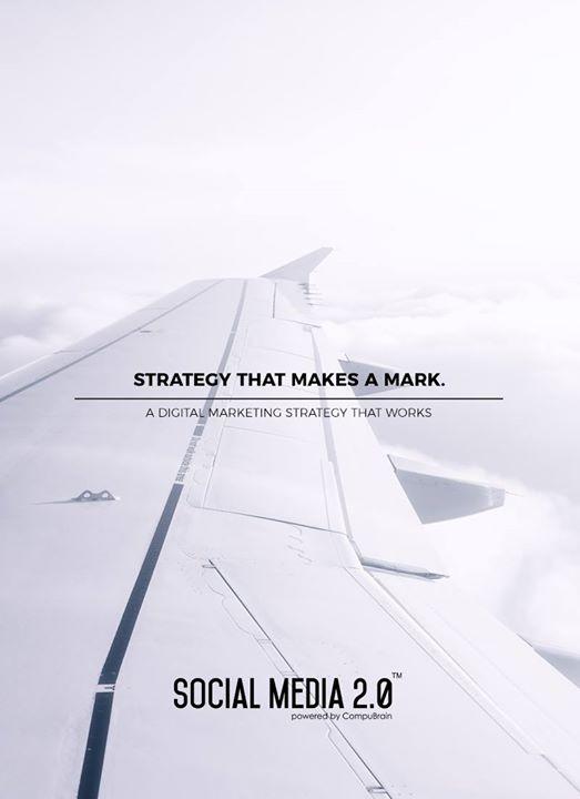 Strategy that makes a mark.  #SearchEngineOptimization #SocialMedia2p0 #sm2p0 #contentstrategy #SocialMediaStrategy #DigitalStrategy #DigitalCampaigns