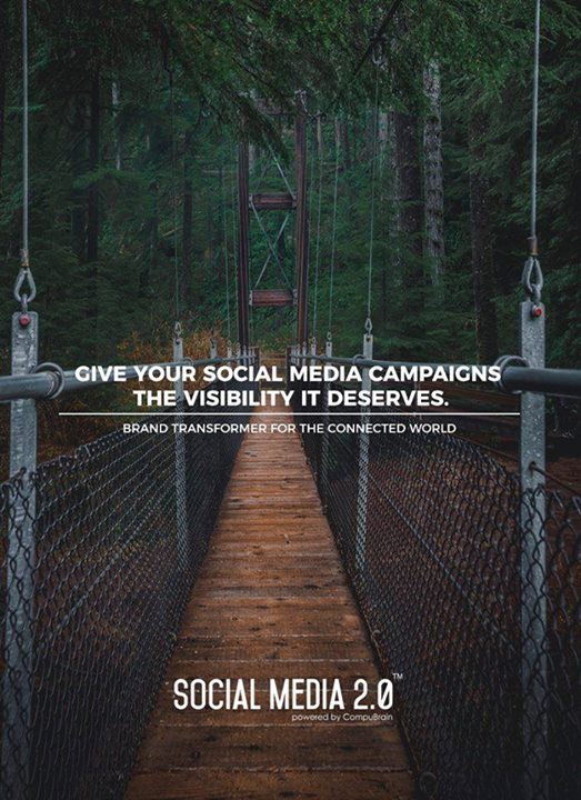 Give Your Social Media Campaigns The Visibility it Deserves.  #SearchEngineOptimization #SocialMedia2p0 #sm2p0 #contentstrategy #SocialMediaStrategy #DigitalStrategy #DigitalCampaigns