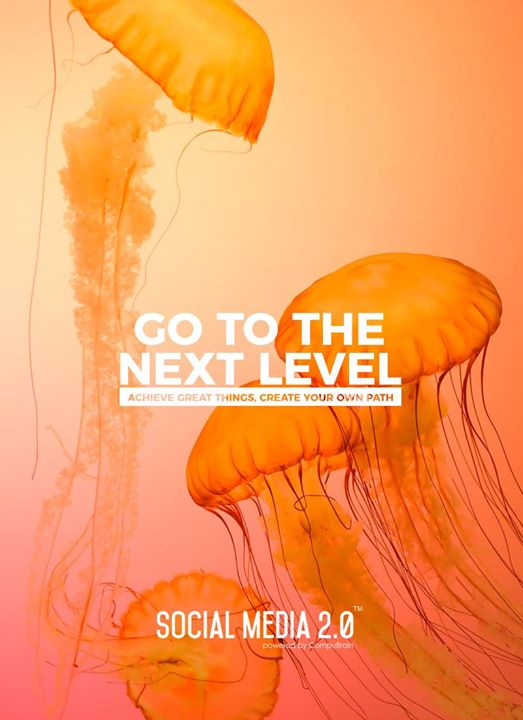 Go to the next level!  #SearchEngineOptimization #SocialMedia2p0 #sm2p0 #contentstrategy #SocialMediaStrategy #DigitalStrategy #DigitalCampaigns