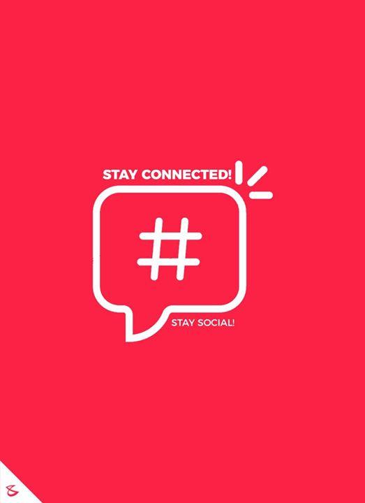 Stay Social!  #CompuBrain #Business #Technology #Innovations #SocialMediaAgency #Social