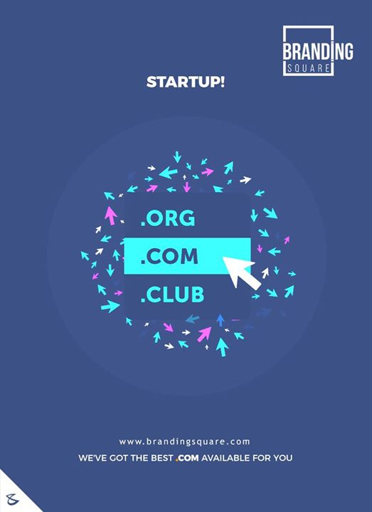It all starts with a great domain  visit: https://www.brandingsquare.com/  #CompuBrain #Business #Technology #Innovations #SocialMediaAgency #BrandingSquare #Domain #DomainName