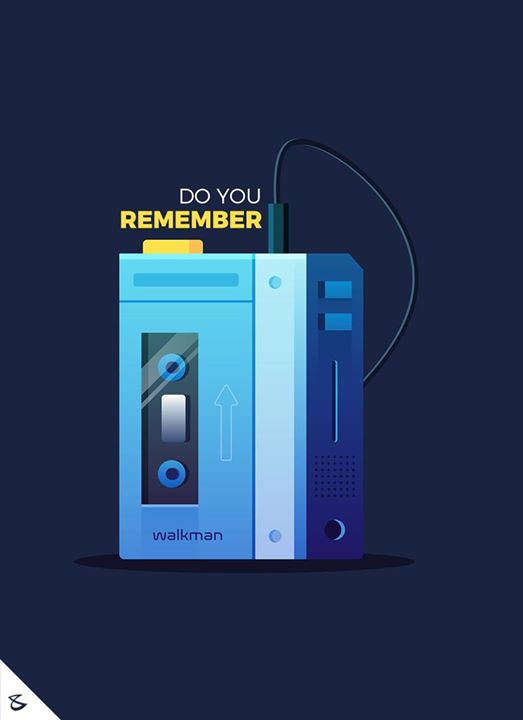 Do you remember?  #CompuBrain #Business #Technology #Innovations  #WalkMan