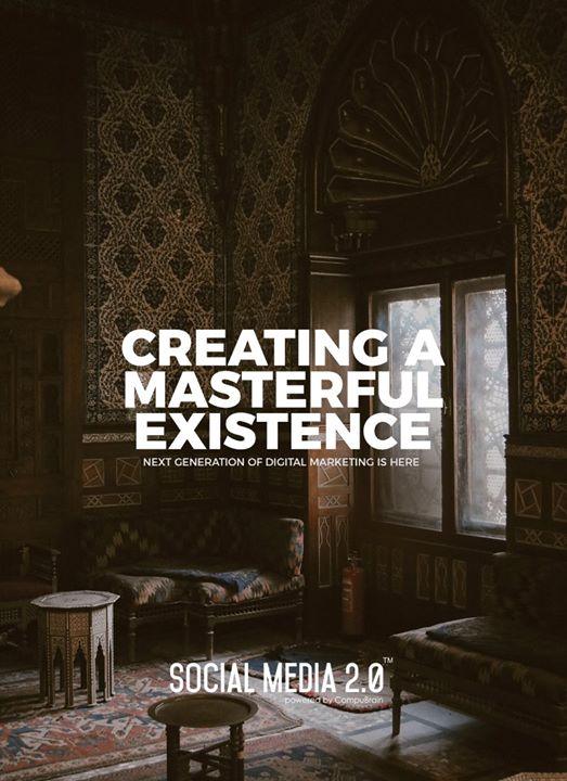 Creating a masterful existence  #SearchEngineOptimization #SocialMedia2p0 #sm2p0 #contentstrategy #SocialMediaStrategy #DigitalStrategy #DigitalCampaigns