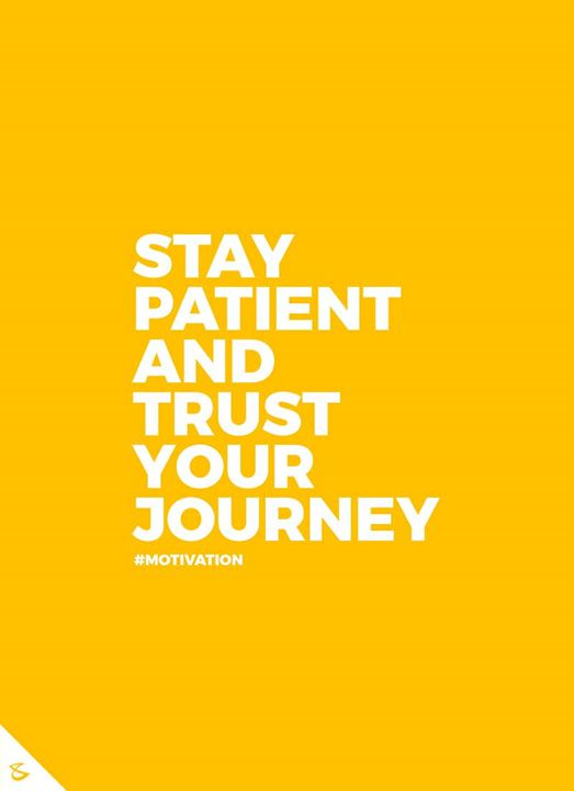 Trust your journey  #CompuBrain #Business #Technology #Innovations  #DigitalMediaAgency #Motivation