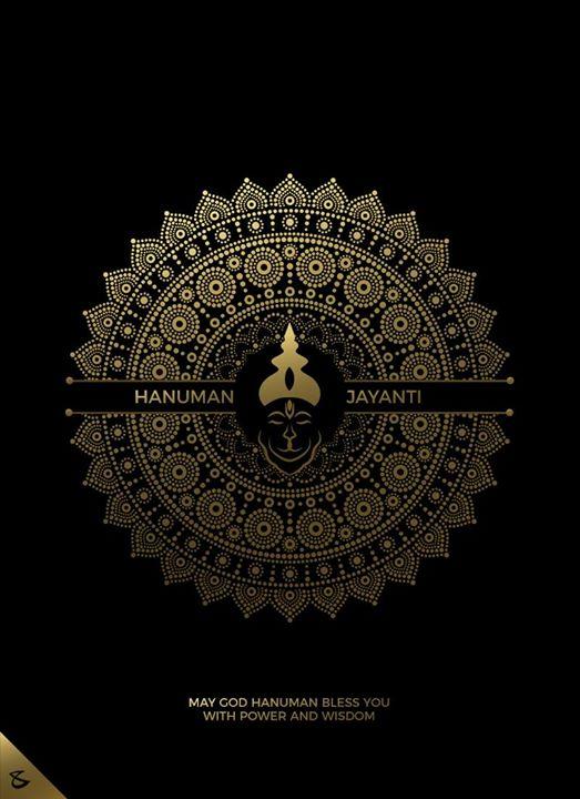 :: Happy Hanuman Jayanti ::  #CompuBrain #Business #Technology #Innovations #DigitalMediaAgency #Ahmedabad #HanumanJayanti