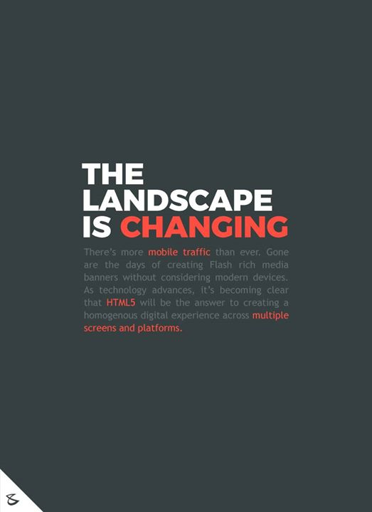 The landscape is changing  #CompuBrain #Business #Technology #Innovations #DigitalMediaAgency #WebsiteDesiging #Gujarat