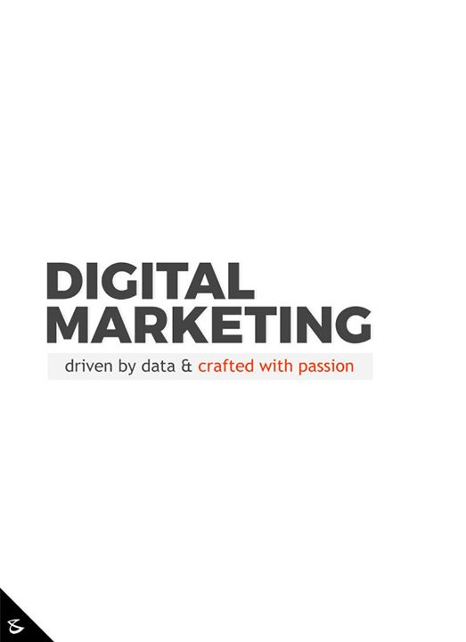 Digital marketing driven by data & crafted with passion  #CompuBrain #Business #Technology #Innovations #DigitalMediaAgency
