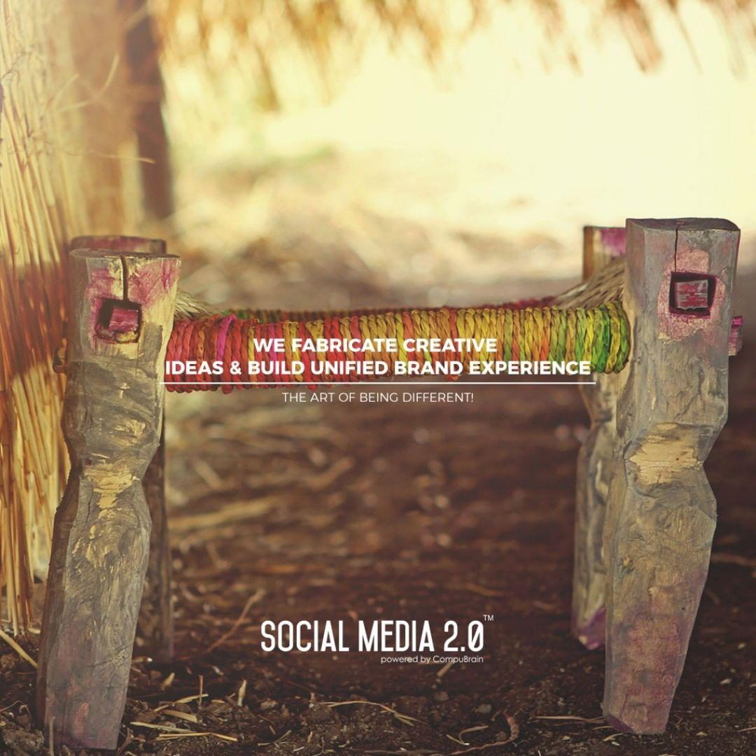 We fabricate creative ideas & build unified brand experience  #SearchEngineOptimization #SocialMedia2p0 #sm2p0 #contentstrategy #SocialMediaStrategy #DigitalStrategy #DigitalCampaigns