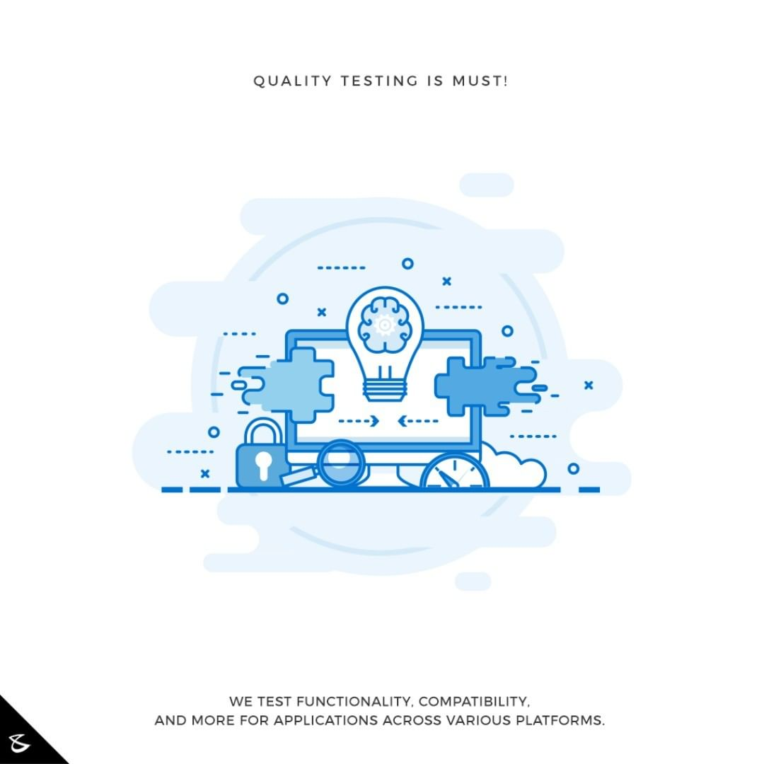 Quality Testing is Must!  #Business #Technology #Innovations #CompuBrain