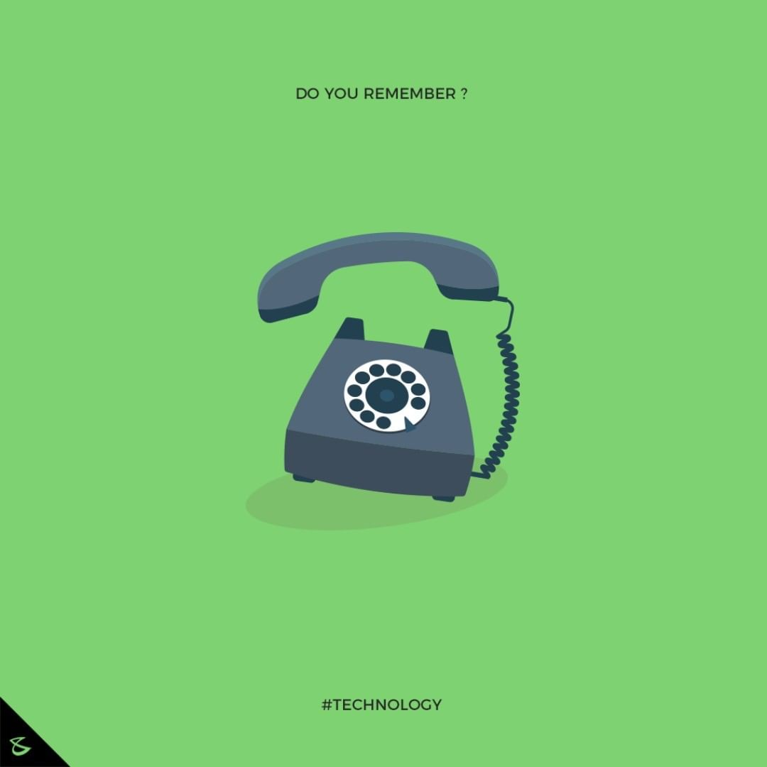 Do you remember ?  #CompuBrain #Business #Technology #Innovations #Telephone