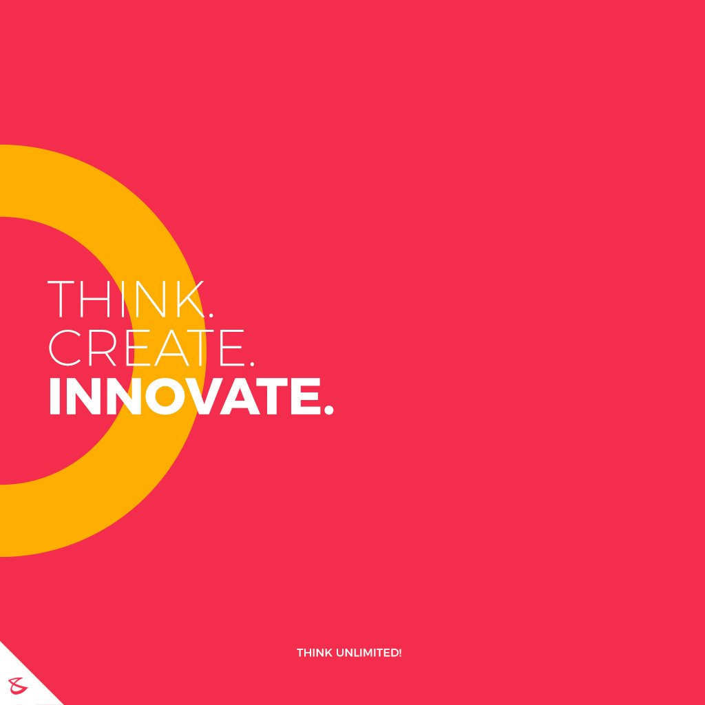 Think. Create. Innovate.  #Business #Technology #Innovations #CompuBrain https://t.co/h8vGQ23Mui