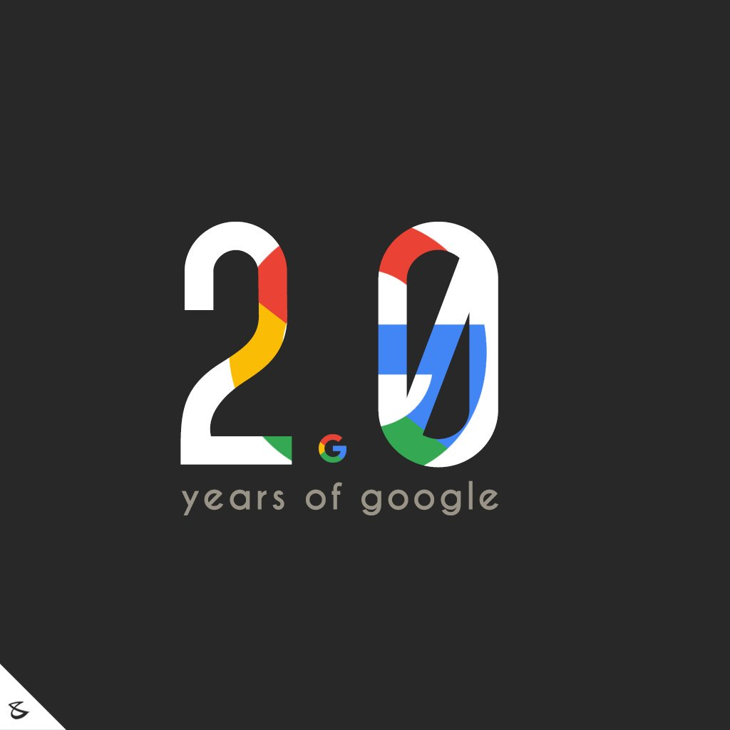 :: Happy Birthday Google ::  #Google #SearchEngineOptimization #SocialMedia2p0 #sm2p0 #contentstrategy #SocialMediaStrategy #DigitalStrategy #DigitalCampaigns https://t.co/o1qIBV36DZ