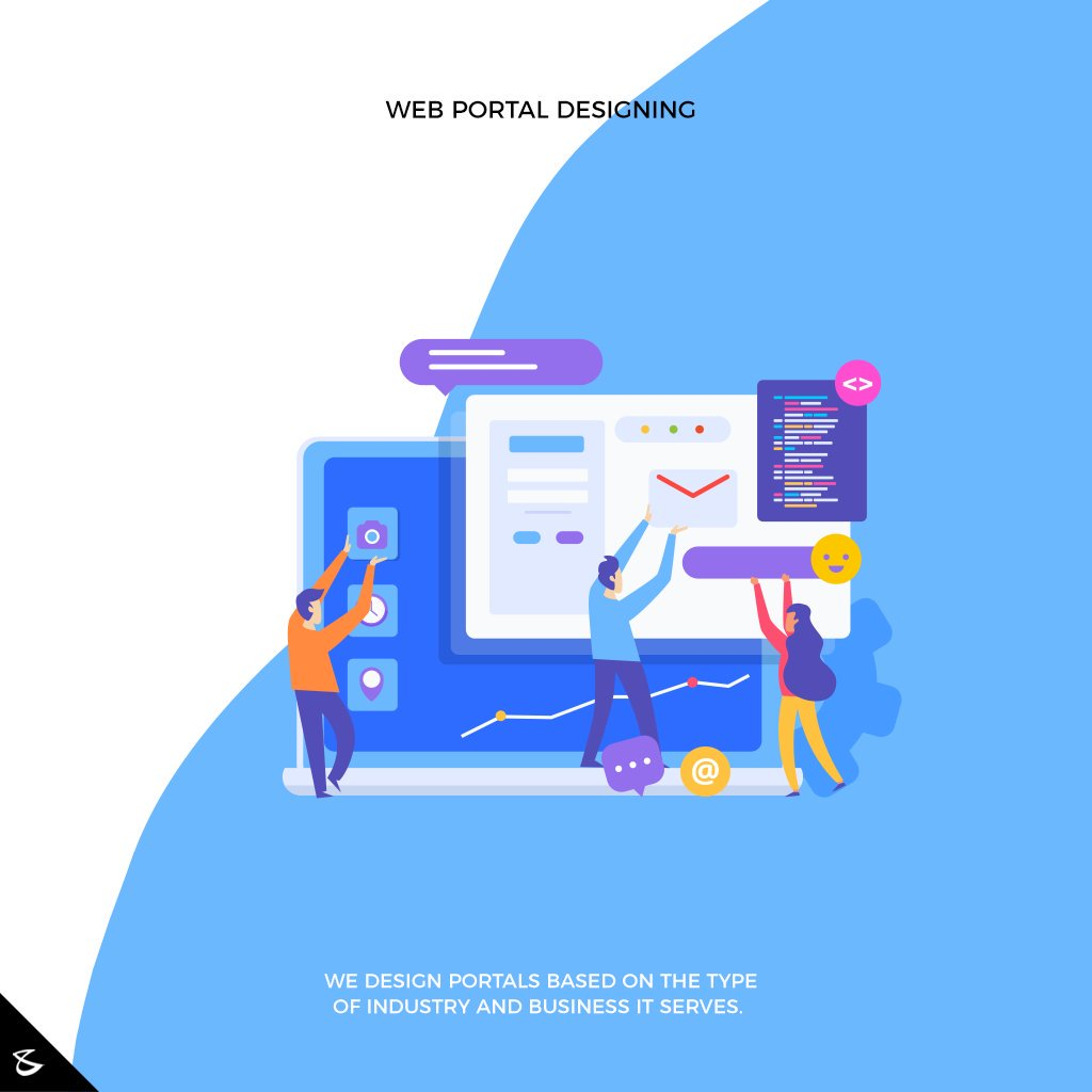 We #design portals based on the type of industry and business it serves.  #Business #Technology #Innovations #CompuBrain #Portal https://t.co/2Y0Yk1V52I