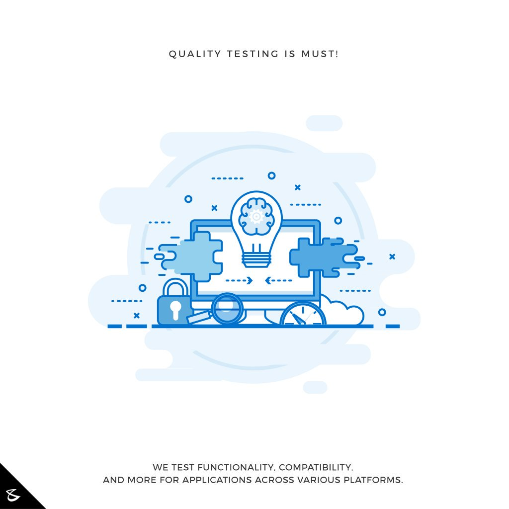Quality Testing is Must!  #Business #Technology #Innovations #CompuBrain https://t.co/DlmV4DlrNo
