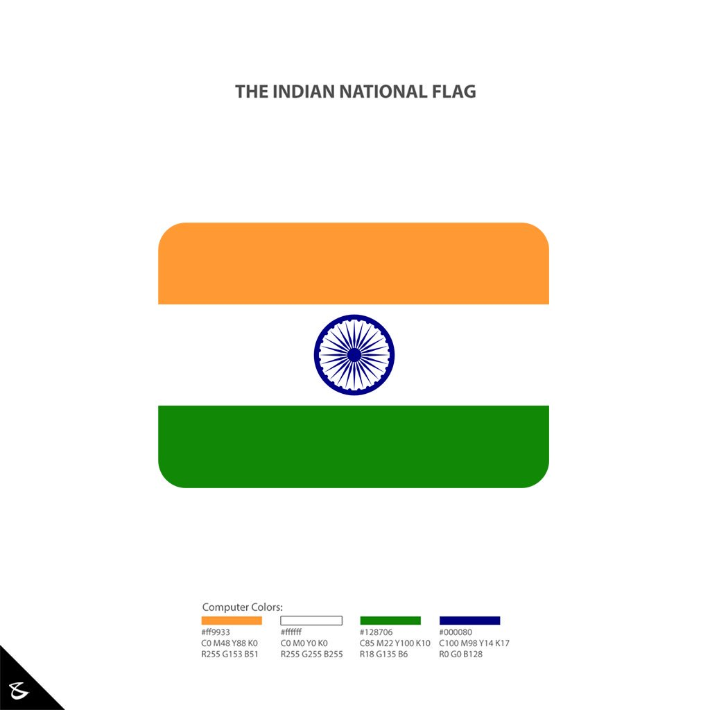 Republic Day Creative is already on your list. Here's a ready reckoner for the exact colours and size proportions that you should follow for the Indian National Flag. Lets make it uniform across the Internet and preserve the pride of our National Flag.  #RepublicDay #IndianFlag https://t.co/GvnRx6fYGv