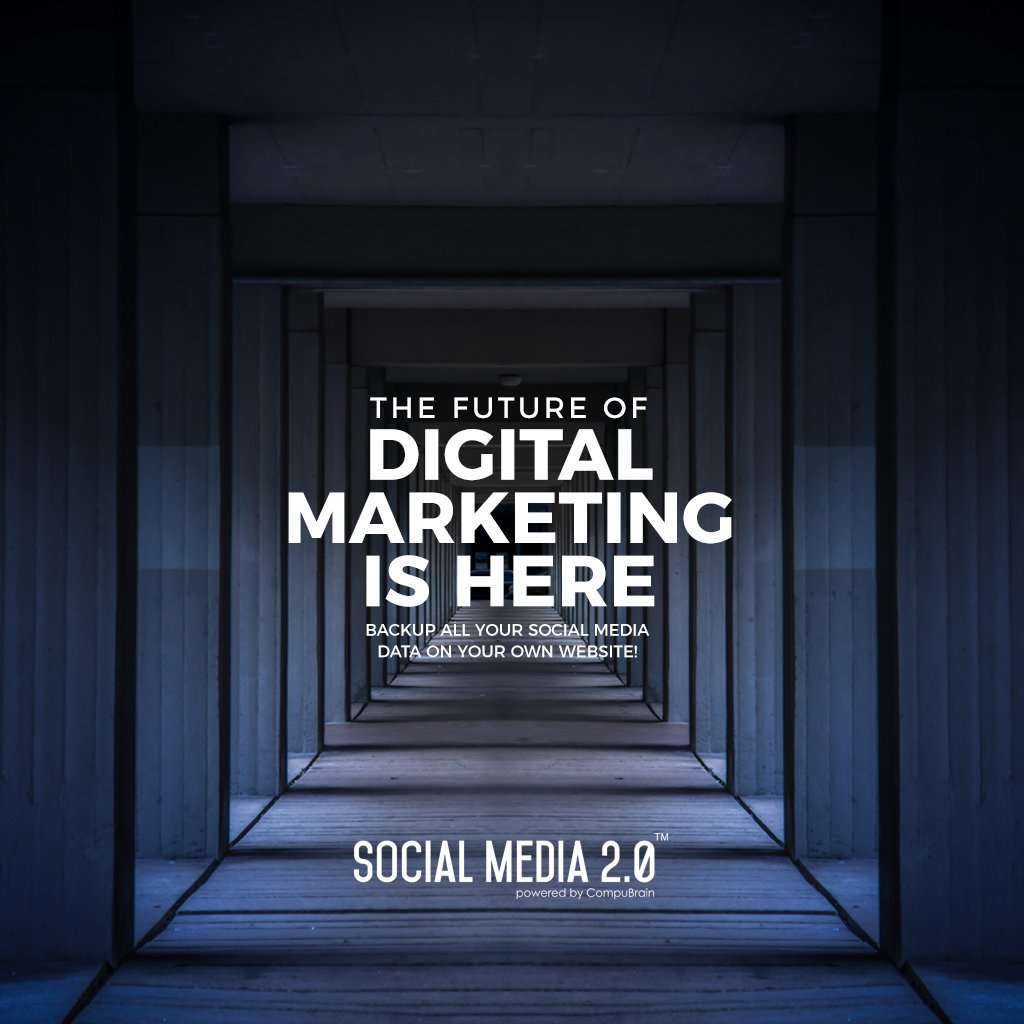 The future of digital marketing is here!  #SearchEngineOptimization #SocialMedia2p0 #sm2p0 #contentstrategy #SocialMediaStrategy #DigitalStrategy #DigitalCampaigns https://t.co/t1Lxt7EaHK
