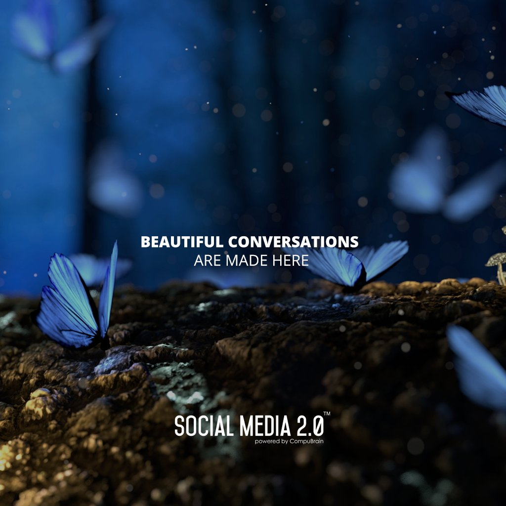 Make beautiful conversations with @SM2p0 !  #SocialMedia2p0 #sm2p0 #contentstrategy #SocialMediaStrategy #DigitalStrategy https://t.co/MfOZmmaCp7