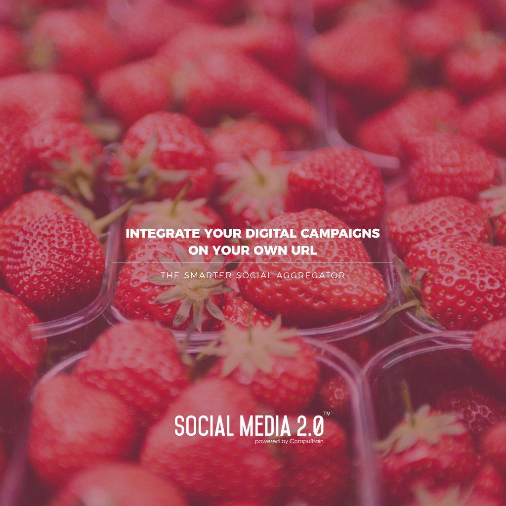 Integrate your Digital Campaigns on your own url  #SearchEngineOptimization #SocialMedia2p0 #sm2p0 #contentstrategy #SocialMediaStrategy #DigitalStrategy #DigitalCampaigns https://t.co/6qVapjUvWT
